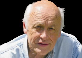Daniel Laguitton, animateur de Miroir des mots