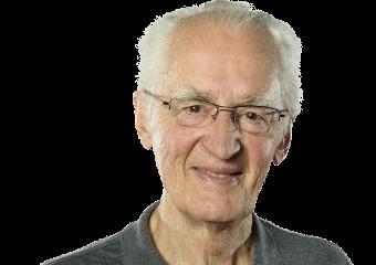 Gérard Marier, animateur de Spiritualité
