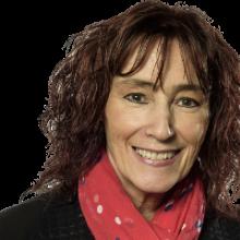 Claudine Bertrand, animatrice